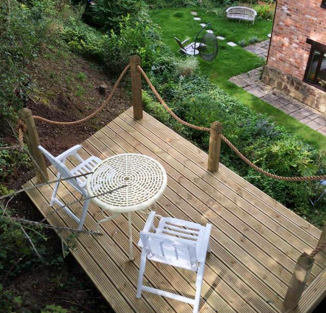 Landscaping, Grounds Maintenance, Tree Surgery & Fencing